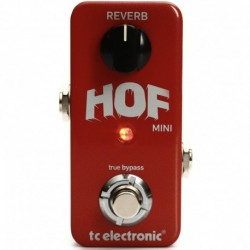 TC Electronic Reverb Hall Of Fame mini