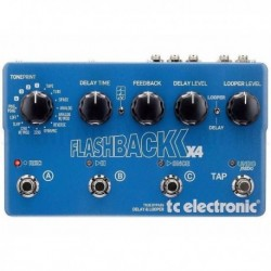 TC ELECTRONIC FLASHBACK X4 DELAY