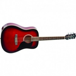 Eko Ranger 6 Red Sunburst