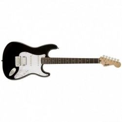 Squier Bullet Stratocaster with Tremolo HSS, Black
