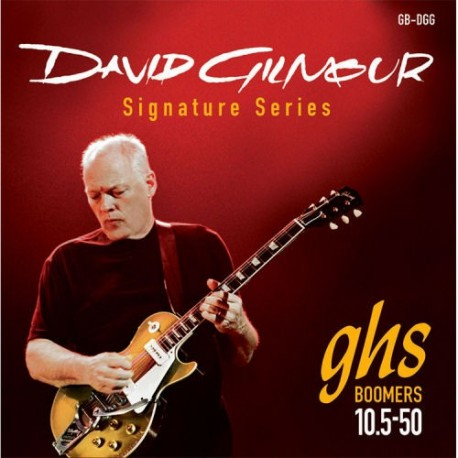 ghs David Gilmour Signature Red - Serie Boomers