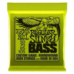 Ernie Ball 2832 Nickel Wound Regular Slinky 50-105