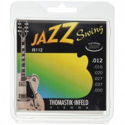 Thomastik set JS112 Nickel Flat Wound Medium Light
