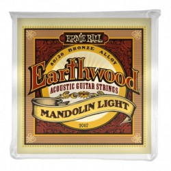 Ernie Ball 2067 Earthwood Mandolin Light Terminate