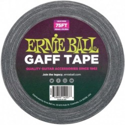 Ernie Ball 4007 Gaff Tape 75 ft