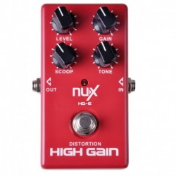 NUX HG-6 High Gain
