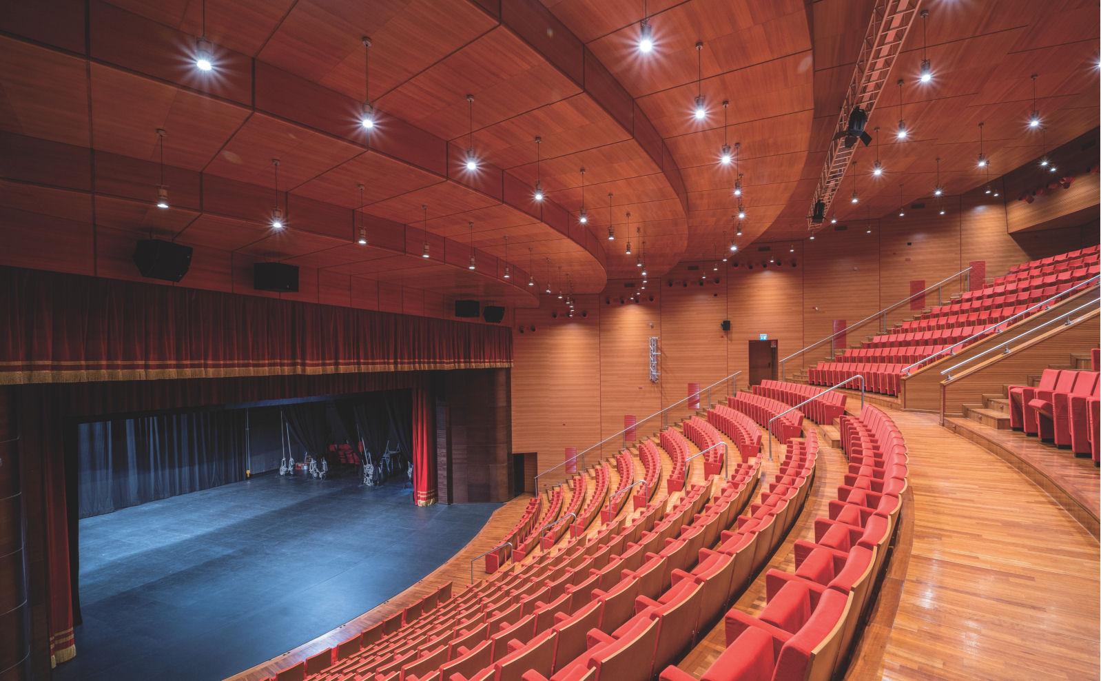 Realizzazione Auditorium Unical