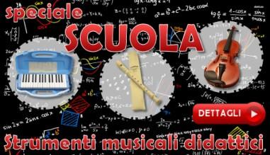 strumenti musicali didattici